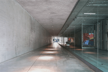 04_Museum_Liaunig_Ingo_Nussbaumer_Blick von Eingang