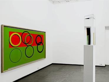 25_Abstract_Painting_Prisma_Exhibition_Vernissage_Ingo_Nussbaumer_Galerie_Vartai_Litauen
