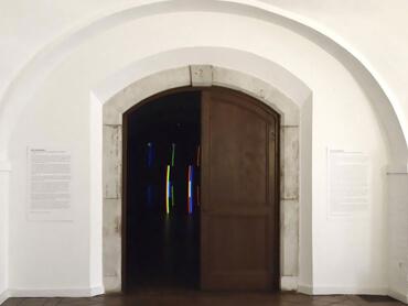 eingang_exhibition_ausstellung_ingo_nussbaumer_vasarely_museum