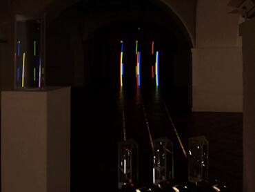 lichtobjekte_exhibition_ausstellung_ingo_nussbaumer_vasarely_museum