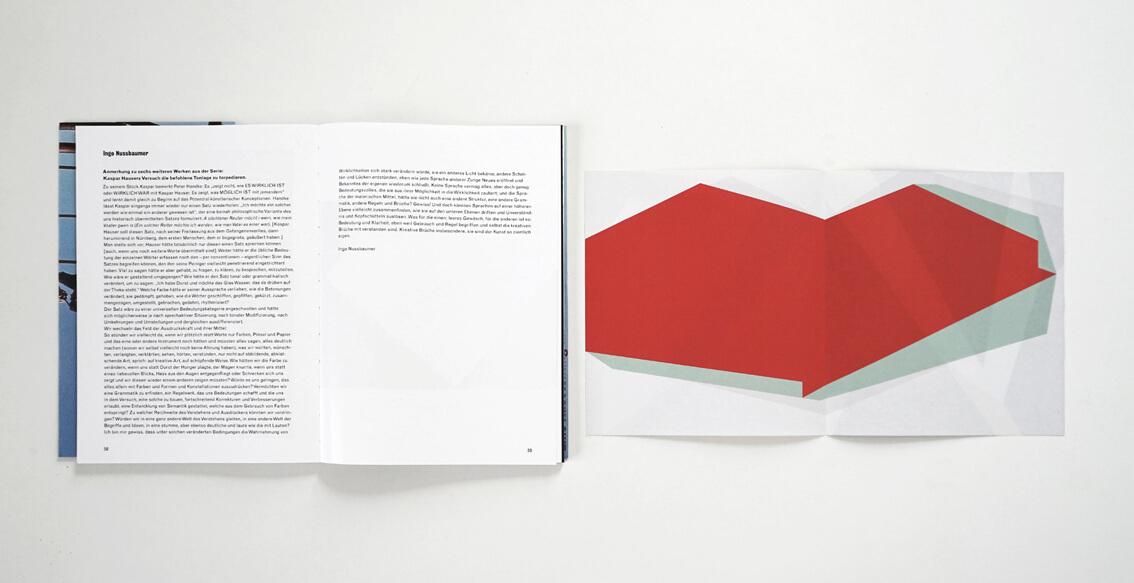 Zeigt das Inlay aus einem Katalog