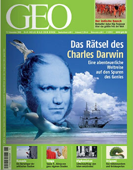 Cover des GEO Magazins