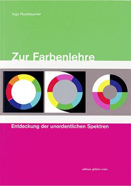 Cover des Buches: Zur Farbenlehre