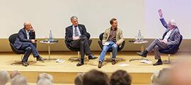 Foto der Gesprächsrunde