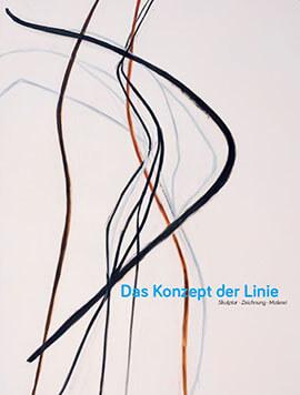 Katalog-Cover: Das Konzept der Linie