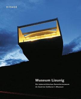 Titel des Buches über das Museum Lianig
