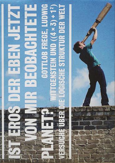 Zeigt das Cover des Kataloges, der einen Beitrag von Ingo Nussbaumer entält
