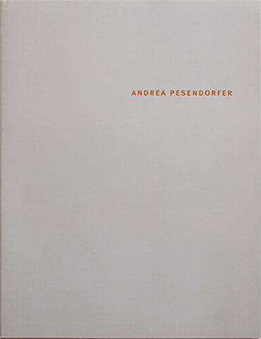 Zeigt das Cover des Kataloges von Andrea Pesendorfer