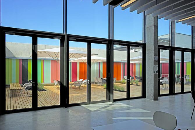 Link zum Bereich Raum: Malerei, Farbkonzepte und Gestaltung im Raum