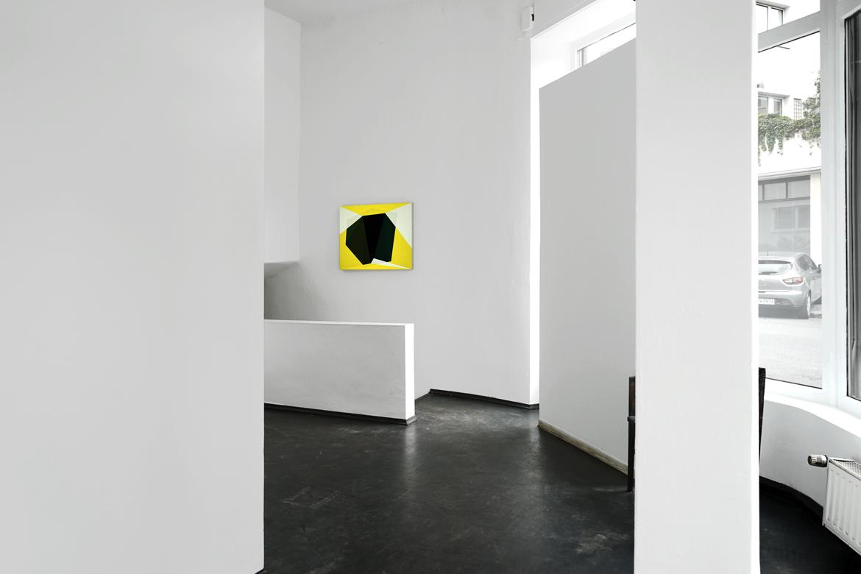 01_Ansicht_vom_Eingang_Ausstellung_Ingo_Nussbaumer_Galerie_Ulrich_Mueller_Koeln_2020